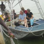 Boat Cruise in Queen Elizabeth National Park
