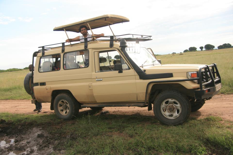 Golden Monkey Safaris