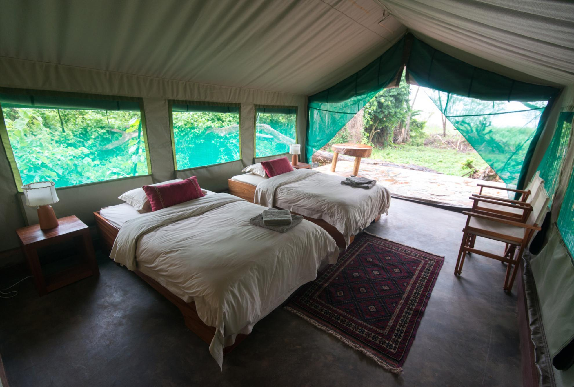Ruzizi Tented Lodge - Akagera National Park