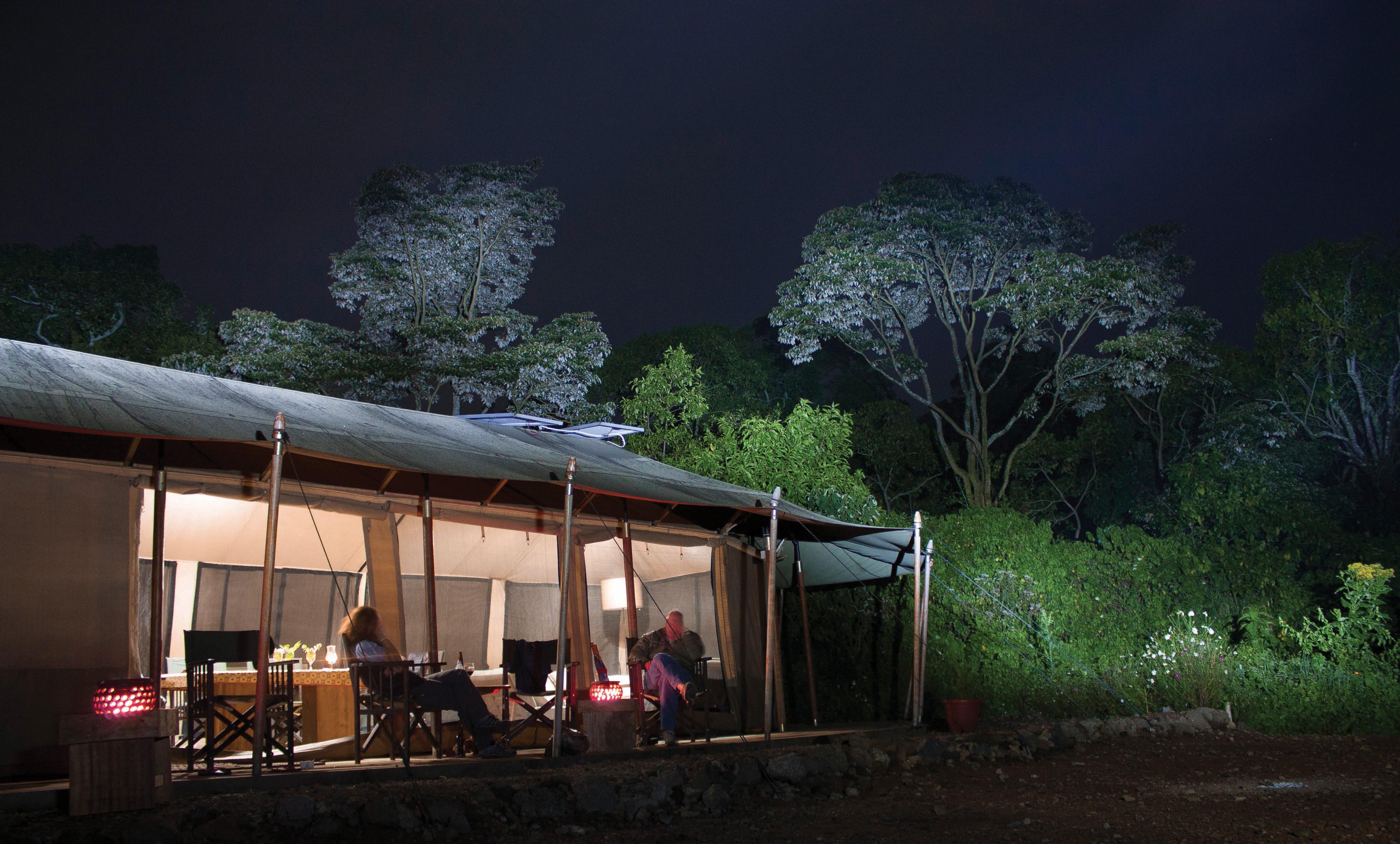 Visit Virunga