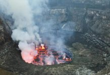 Nyiragongo Hiking Trek