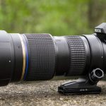 lond lense camera