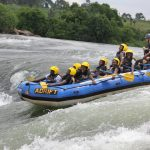 White Rafting Uganda