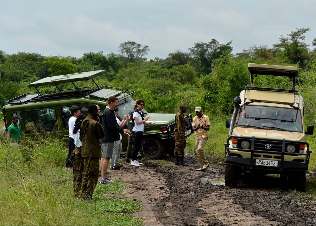 Akagera - Wildlife Tours Rwanda