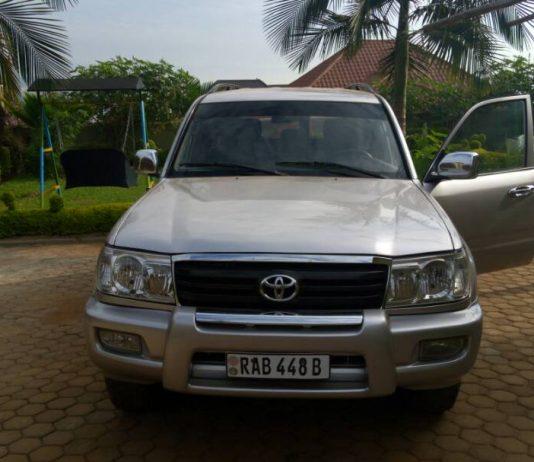 4x4 Car Hire Rwanda