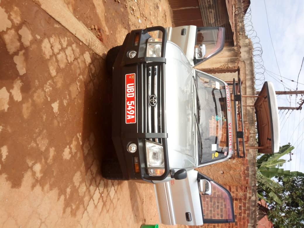 Rent A Car in Uganda