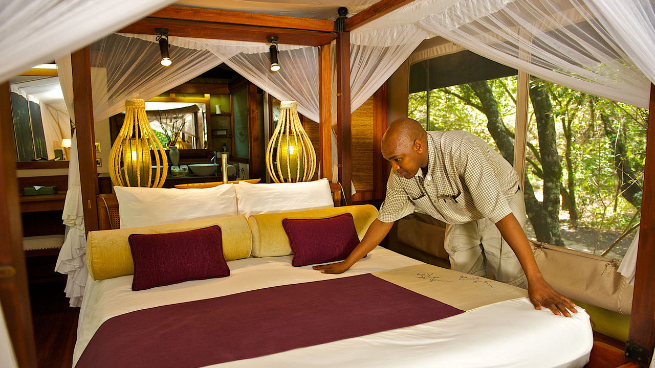 Sarova Mara Game Camp