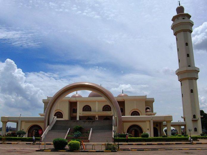 Gadhafi mosque